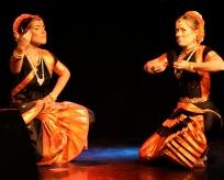 Arrangetram, Indian dance